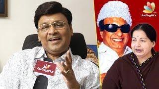 "getlinkyoutube.com-""I was angry with Jayalalitha after MGR's Death"" says Director Bhagyaraj   Interview"