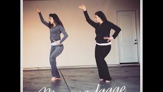 getlinkyoutube.com-Manpreet and Naina: Manwa Laage dance! (2015)