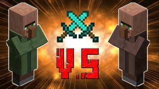 getlinkyoutube.com-Minecraft- Torneo de Aldeanos