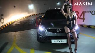 getlinkyoutube.com-MAXIM_This is My Car 쌍용 코란도 C