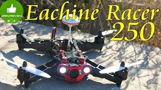getlinkyoutube.com-✔ Eachine Racer 250 - Обзор на Русском! Популярный квадрокоптер для FPV! Banggood