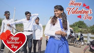 Pagal Pagal Firena | पागल पागल फ़िरेना | Velentine day special | New Nagpuri Song Video 2018 |