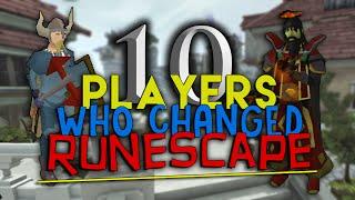 getlinkyoutube.com-10 Players Who Changed Runescape