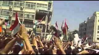 getlinkyoutube.com-حماه 1-7 جمعه ارحــل(من قبل كتله احرار حماه)الجزء الثالث