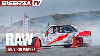 getlinkyoutube.com-BMW E30 Drift - Bassam Zahalan - LDC 2015 Round1