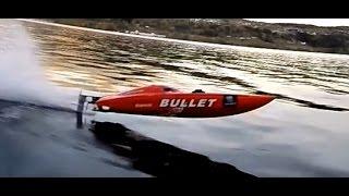 getlinkyoutube.com-Joysway Bullet RC boat  Very Special Edition - 6S