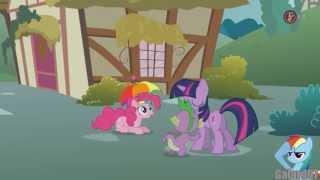 getlinkyoutube.com-YTPH - Fluttershy muere y la excitación de Pinkie