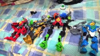 getlinkyoutube.com-레고 히어로팩토리를 변신,합체시켜서 재미있게 가지고 노는 아이