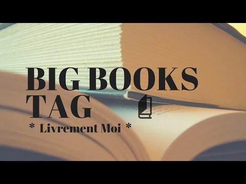 Big Books TAG