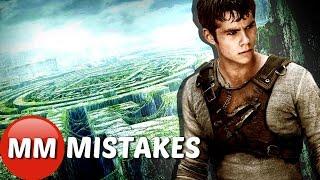 getlinkyoutube.com-The 10 Craziest Maze Runner Movie Mistakes You Didn't Notice | The Maze Runner