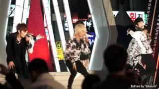 "getlinkyoutube.com-[Fancam] Ha Ji Won & AA performance - ""K-Pop Super Concert"" 10.28.2011 (full)"
