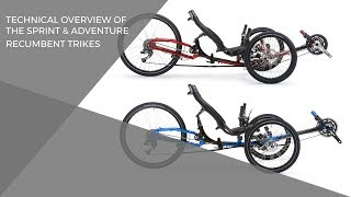 getlinkyoutube.com-Technical overview of the Adventure and Sprint recumbent trikes