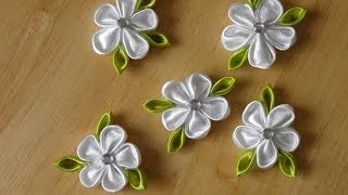 getlinkyoutube.com-kanzashi
