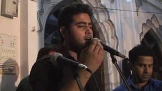 getlinkyoutube.com-Sakina so rahi hai - Ali Hasan Utraulvi - Jais -  1437  H