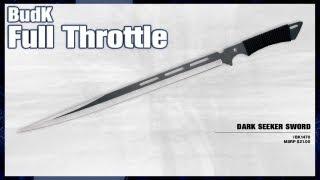 getlinkyoutube.com-Dark Seeker Sword - $12.99