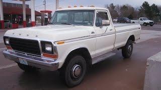 getlinkyoutube.com-1978 Ford Pickup Propane Conversion