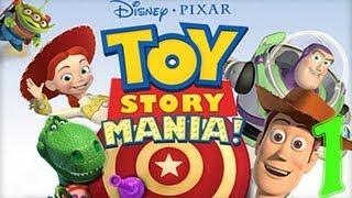getlinkyoutube.com-Toy Story Mania Xbox 360 Gameplay [HD] Part 1