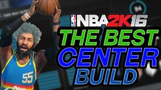 getlinkyoutube.com-NBA 2K16 - BEST CENTER BUILD W/ PROOF  - MONSTER REBOUNDS