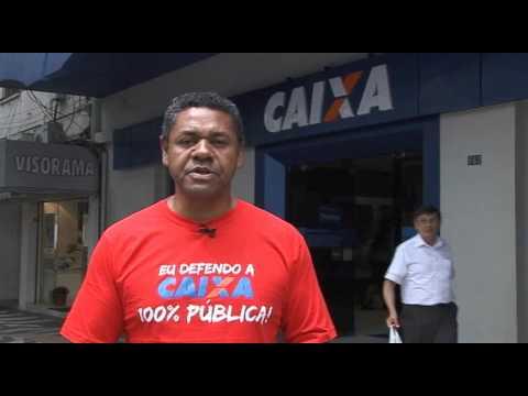 Caixa 100% pública: Junior Cesar Dias