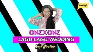 ONZXONZ : Lagu-Lagu Wedding Yang Romantis Dan Popular