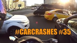 getlinkyoutube.com-Car crash   Crazy bicycle and scary motorbike accidents JULY 2016 #35