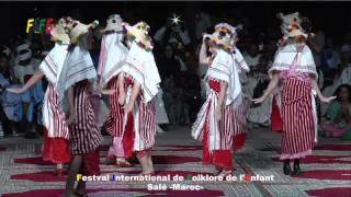 رقصة عروسة الشمال من توقيع أطفال روسيا