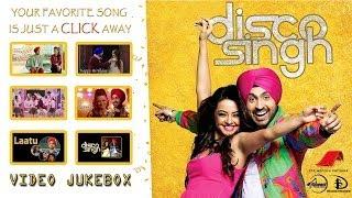 All Disco Singh Songs   Video Jukebox   Latest Punjabi Music   Diljit Dosanjh   Surveen Chawla