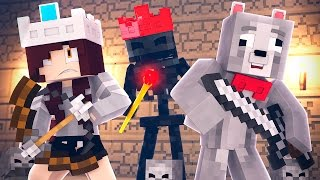 SHUBBLE FOR MAYOR | Minecraft Soulbound Co-op Adventure Part 4