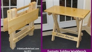 getlinkyoutube.com-Fantastic Folding Workbench