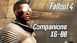 getlinkyoutube.com-Fallout 4 - Companions - Meeting X6-88