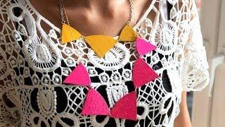 getlinkyoutube.com-كيف تصنع عقد المثلثاث من السيدي بطريقة سهلة وغير مكلفة