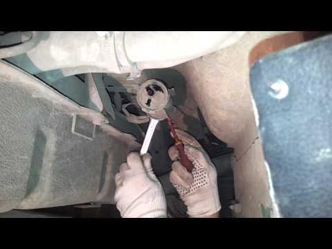 Где в Chery M11 находится топливный фильтр