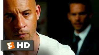 getlinkyoutube.com-Fast & Furious (4/10) Movie CLIP - Cop and Criminal (2009) HD