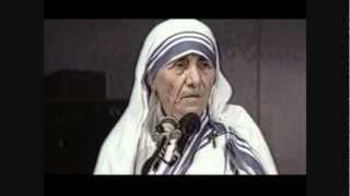 MADRE TERESA di Calcutta: La Provvidenza