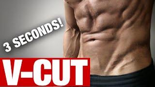 getlinkyoutube.com-V-Cut Ab Exercises (BETTER IN 3 SECONDS!)