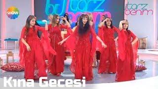 getlinkyoutube.com-Bu Tarz Benim'de kına gecesi