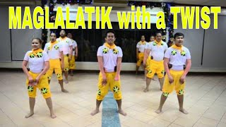 Maglalatik Folk Dance with a Twist