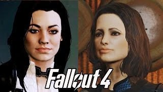 getlinkyoutube.com-FALLOUT 4 - TOP 10 GAME CHARACTER CREATIONS!