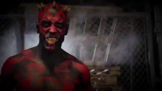 getlinkyoutube.com-SPIDER-MAN vs DARTH MAUL - Super Power Beat Down - Legendado