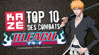 Bleach - TOP 10 des combats