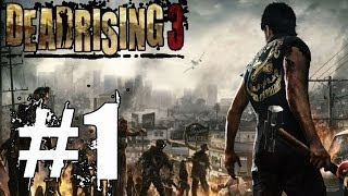 getlinkyoutube.com-Dead Rising 3  Nightmare Mode Walkthrough Part 1 Xbox One Gameplay Lets Play Review