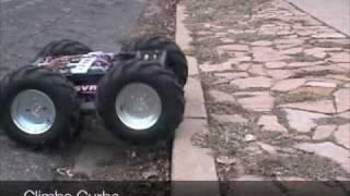 getlinkyoutube.com-The Mega Bot 4-Wheel Drive Robotic Platform