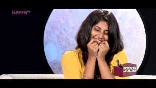 getlinkyoutube.com-Star Jam - Manjima Mohan - Part 1 - Kappa TV