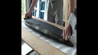 getlinkyoutube.com-How To Make A Fiberglass Longboard