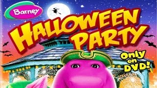 getlinkyoutube.com-Barney - Halloween Party