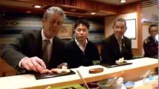 Sushi Mizutani: Bourdain's Porn