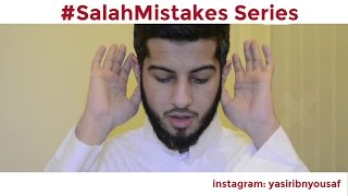 getlinkyoutube.com-#SalahMistakes Series - Correct Your Mistakes In Salah
