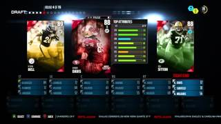 getlinkyoutube.com-MOST FEARED PLAYERS!! - Madden 16 Draft Champions