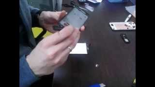 getlinkyoutube.com-Alcatel One touch idol mini 6012 замена дисплейного модуля
