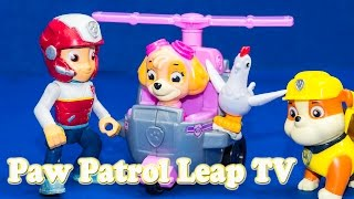 getlinkyoutube.com-PAW PATROL Nickelodeon Paw Patrol Skye Leap TV Video Game  a Paw Patrol Video Review